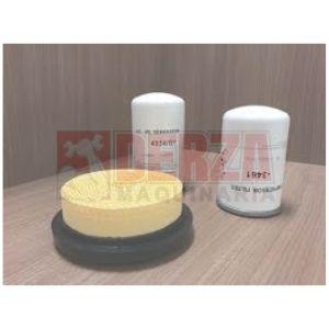 Kit Filtros Y Aceite Para Compresor Kaeser Airtower5c-7.5c Derza