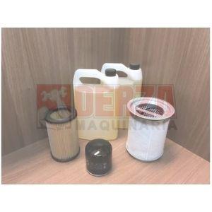Kit Mantenimiento Filtros Y Aceite P/ Compresor Kaeser Sk19 Derza