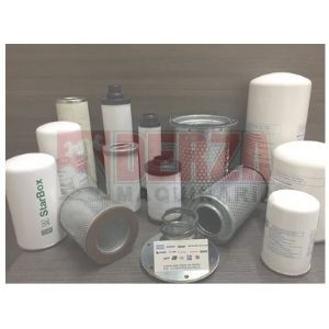 filtros separadores aire / aceite para compresores varios Derza