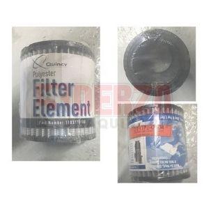 filtro de aire para compresor tipo quincy solberg en papel Derza