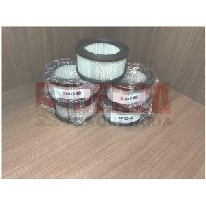 filtro de aire para compresor varias marcas 5 10hp 300248 Derza