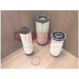 kit de filtros para compresor sullair 1100e Derza