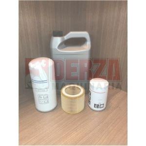 kit de filtros y aceite p/ compresor quincy qgs 10 15 20 Derza