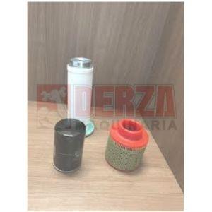 kit de filtros y aceite para compresor ir ssr ep10 Derza