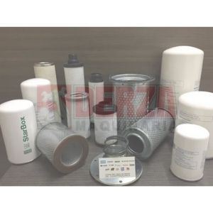 kit de mantenimiento filtros y aceite p/ compresor boge c15 Derza