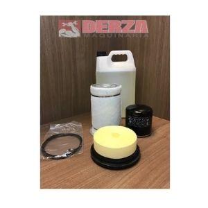 Kit Filtros Para Compresor Kaeser Sm15 Derza