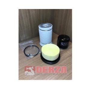 Kit Filtros Para Compresor Kaeser Sk15 Derza