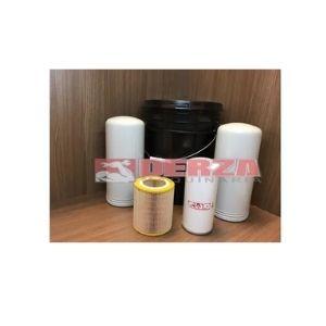 Kit Servicio Filtros Y Aceite Compresor Ingersoll Rand 50hp Derza