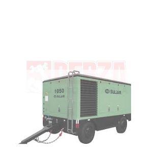 SULLAIR 750HH, 750XH, 825HH, 825XH, 900HH, 900H, 950H and 1050 Diesel Engine Portable Air Compressor Derza
