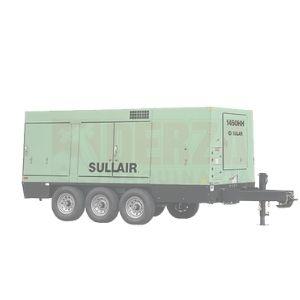The Sullair 1450HH Portable Air Compressor Derza