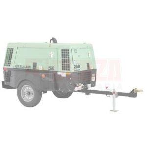 The Sullair 260 portable air compressor Derza