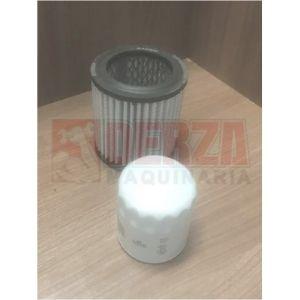 kit filtros quincy qr 310 y qr 325 aire y aceite Derza