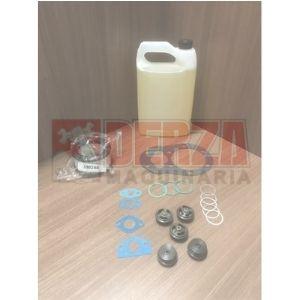 kit para servicio de comrpesor tx50 5hp evans milwaukee Derza