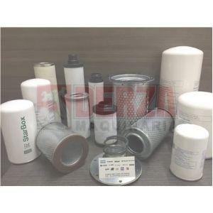 separadores aire/aceite para compresores varias marcas derza